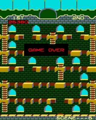 Mr Do's Castle Arcade 34