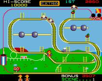 Mr Do's Wild Ride Arcade 04