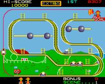 Mr Do's Wild Ride Arcade 06