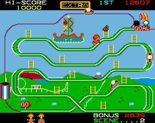 Mr Do's Wild Ride Arcade 11