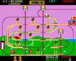 Mr Do's Wild Ride Arcade 13