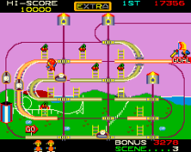 Mr Do's Wild Ride Arcade 14