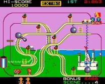 Mr Do's Wild Ride Arcade 16
