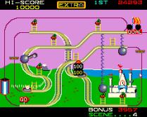 Mr Do's Wild Ride Arcade 17
