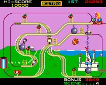 Mr Do's Wild Ride Arcade 18
