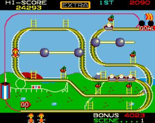 Mr Do's Wild Ride Arcade 20