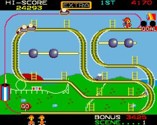 Mr Do's Wild Ride Arcade 21