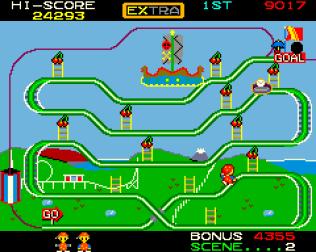 Mr Do's Wild Ride Arcade 22