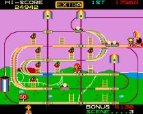 Mr Do's Wild Ride Arcade 25