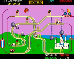 Mr Do's Wild Ride Arcade 31