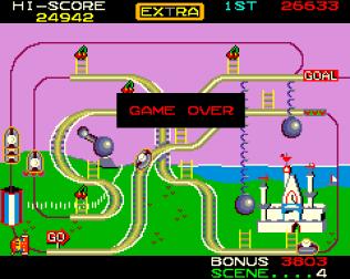 Mr Do's Wild Ride Arcade 32