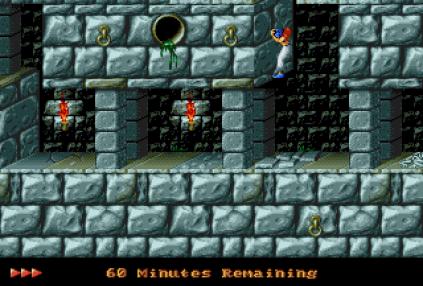Prince of Persia Megadrive 09