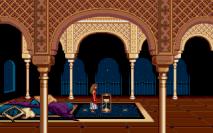 Prince of Persia Megadrive 16
