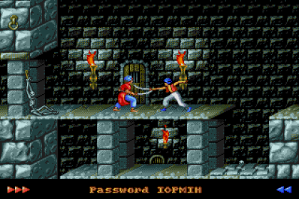 Prince of Persia Megadrive 18