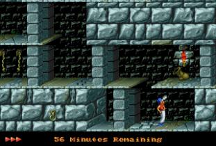 Prince of Persia Megadrive 19