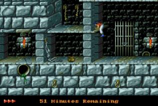 Prince of Persia Megadrive 25