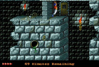 Prince of Persia Megadrive 34