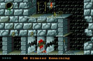 Prince of Persia Megadrive 36