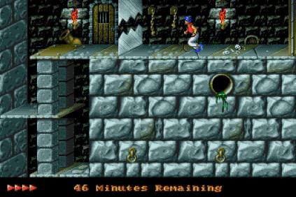 Prince of Persia Megadrive 40