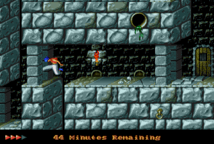Prince of Persia Megadrive 45