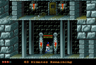 Prince of Persia Megadrive 46