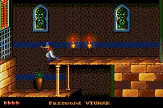 Prince of Persia Megadrive 48