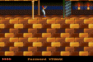 Prince of Persia Megadrive 49