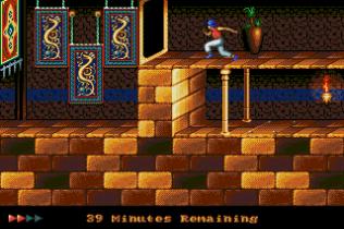 Prince of Persia Megadrive 60