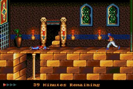 Prince of Persia Megadrive 61