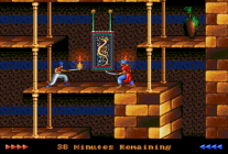 Prince of Persia Megadrive 63