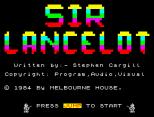 Sir Lancelot ZX Spectrum 02