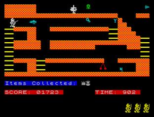 Sir Lancelot ZX Spectrum 09