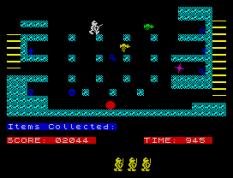 Sir Lancelot ZX Spectrum 10