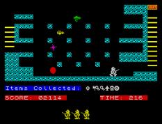Sir Lancelot ZX Spectrum 11