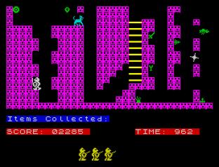 Sir Lancelot ZX Spectrum 12