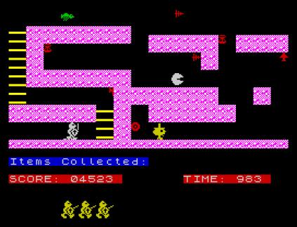 Sir Lancelot ZX Spectrum 20