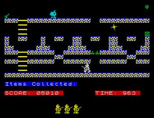 Sir Lancelot ZX Spectrum 21