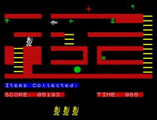 Sir Lancelot ZX Spectrum 22