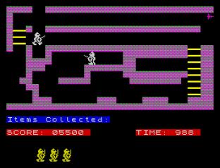 Sir Lancelot ZX Spectrum 23