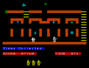 Sir Lancelot ZX Spectrum 31