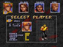 Streets of Rage 3 Megadrive 02