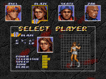Streets of Rage 3 Megadrive 03