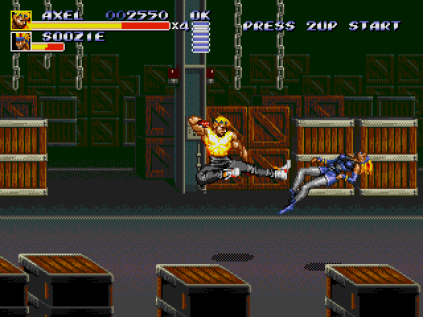 Streets of Rage 3 Megadrive 09