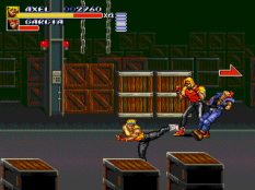 Streets of Rage 3 Megadrive 10
