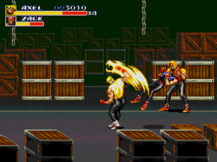 Streets of Rage 3 Megadrive 11