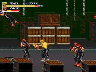 Streets of Rage 3 Megadrive 12