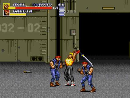 Streets of Rage 3 Megadrive 20