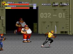Streets of Rage 3 Megadrive 21