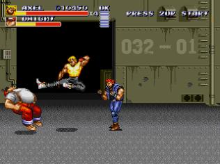Streets of Rage 3 Megadrive 22