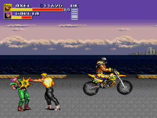 Streets of Rage 3 Megadrive 23